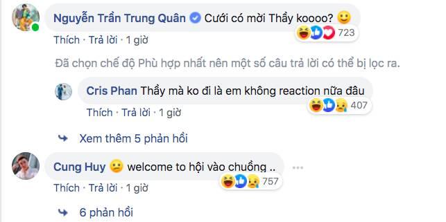 HOT: YouTuber đình đám Cris Phan đăng ảnh cưới, chuẩn bị kết hôn với hotgirl Mai Quỳnh Anh vào tháng 6-3