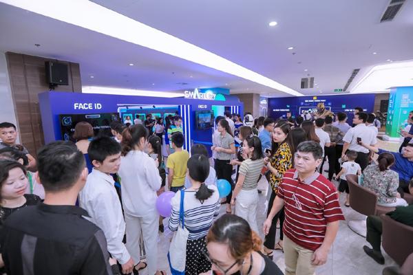 3.000 người trải nghiệm phong cách sống thông minh của Vinhomes Smart City-1