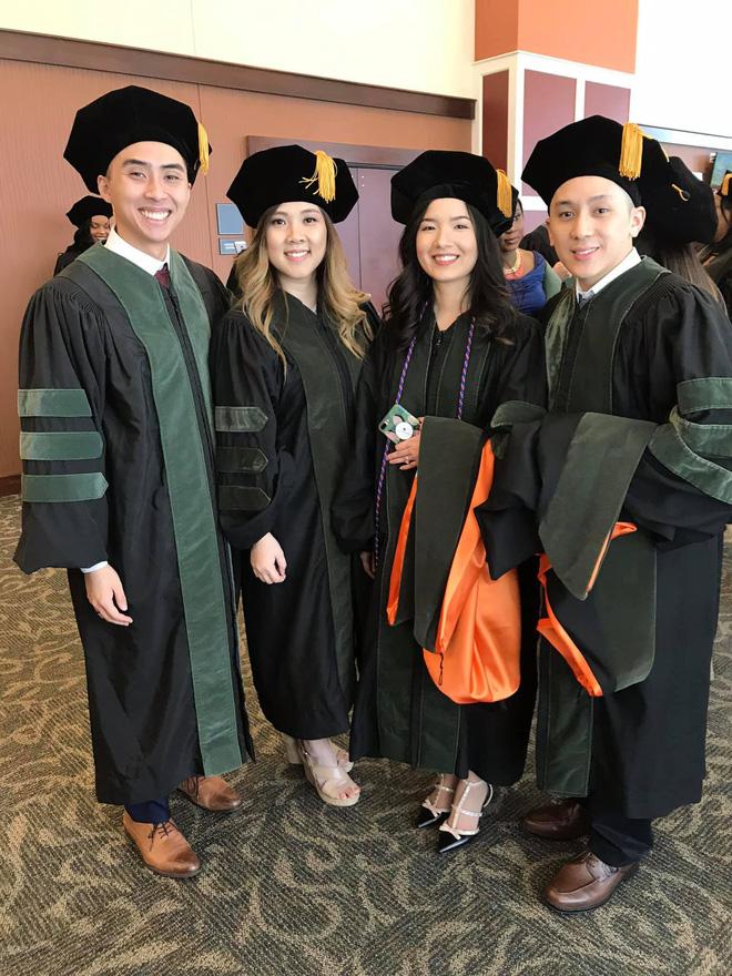 Lần đầu tiên có nữ du học sinh Việt tốt nghiệp thủ khoa ngành Dược một trường Đại học lớn tại Mỹ-6