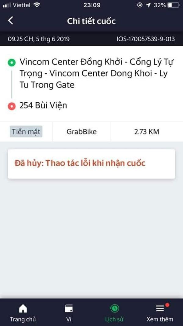 Nữ du khách người Nga tố bị tài xế xe ôm công nghệ cướp điện thoại, xô ngã xuống đường giữa đêm khuya ở Sài Gòn-4