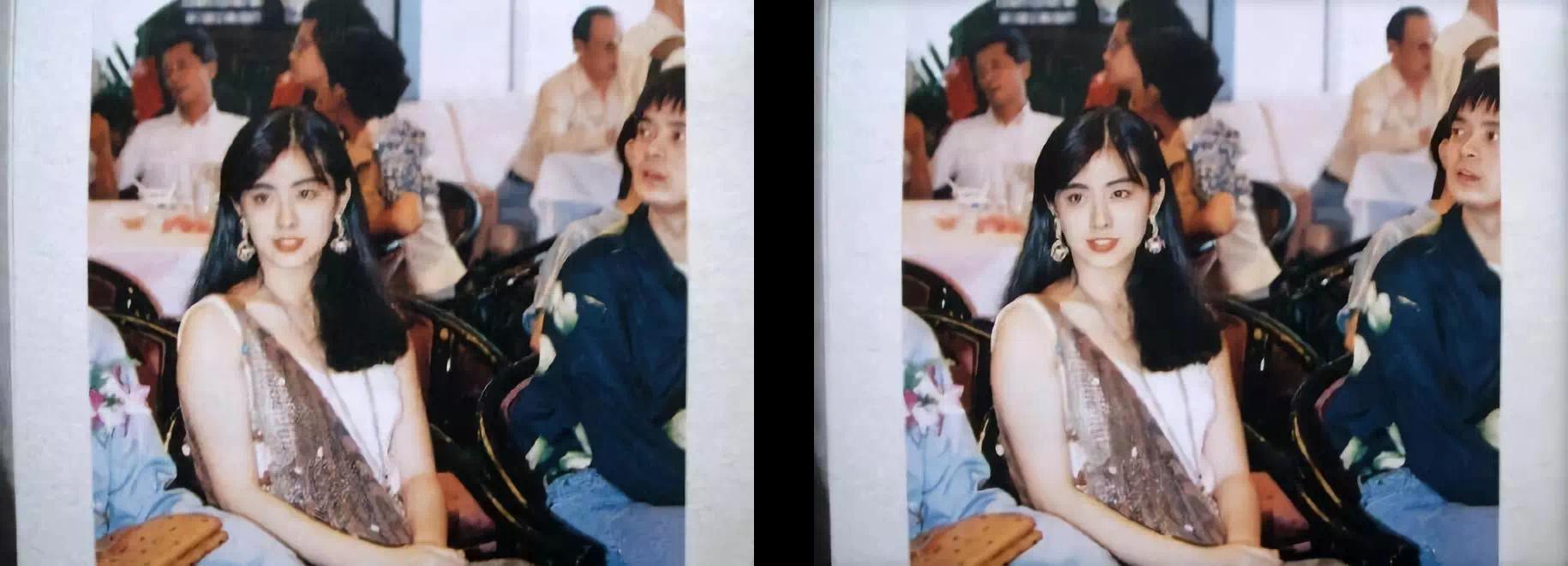 Ngọc nữ Hồng Kông năm 90 tái hiện thần sầu qua ảnh: Hơn 2 thập kỷ vẫn nét căng như vừa chụp?-2
