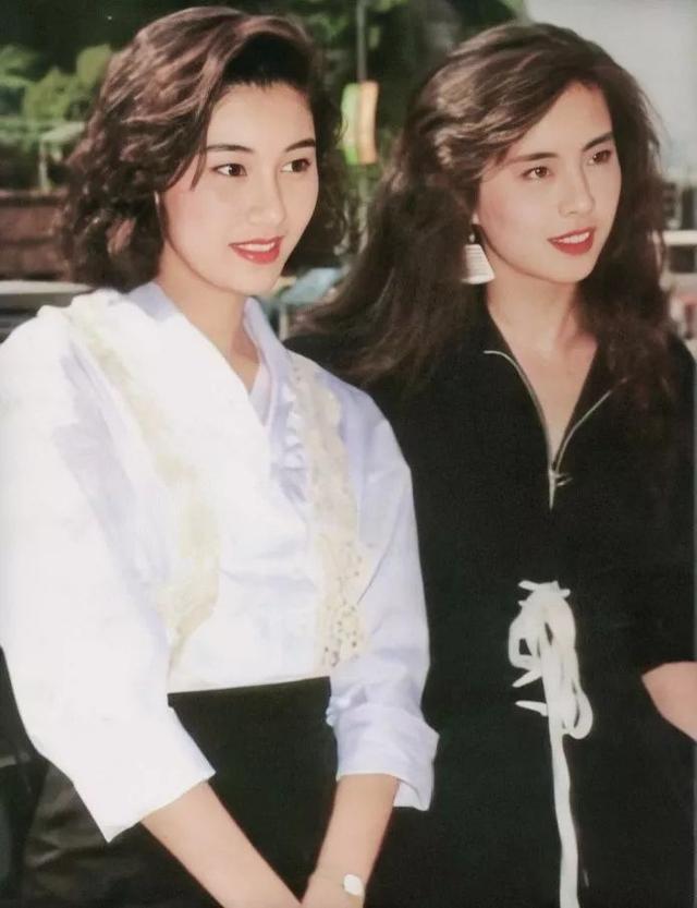 Ngọc nữ Hồng Kông năm 90 tái hiện thần sầu qua ảnh: Hơn 2 thập kỷ vẫn nét căng như vừa chụp?-1