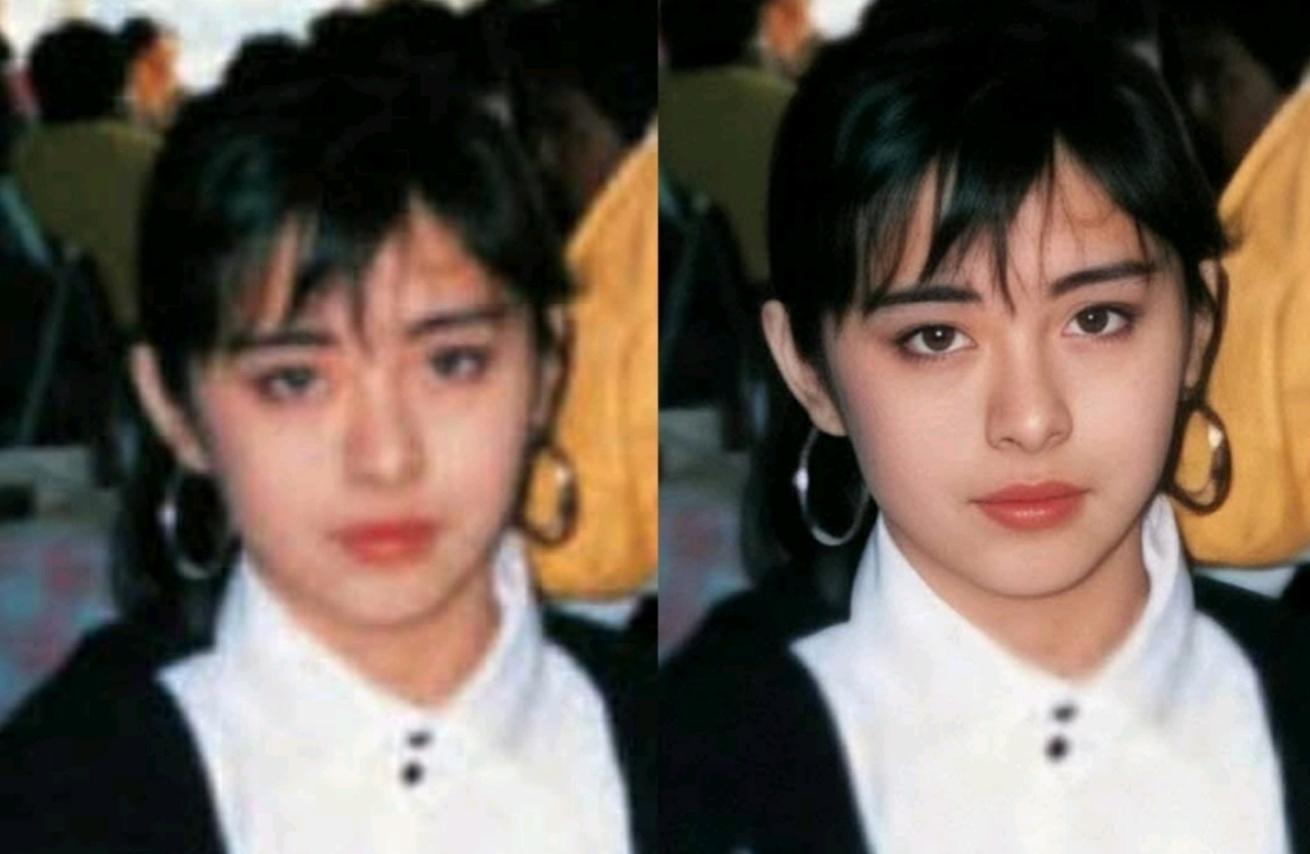 Ngọc nữ Hồng Kông năm 90 tái hiện thần sầu qua ảnh: Hơn 2 thập kỷ vẫn nét căng như vừa chụp?-3