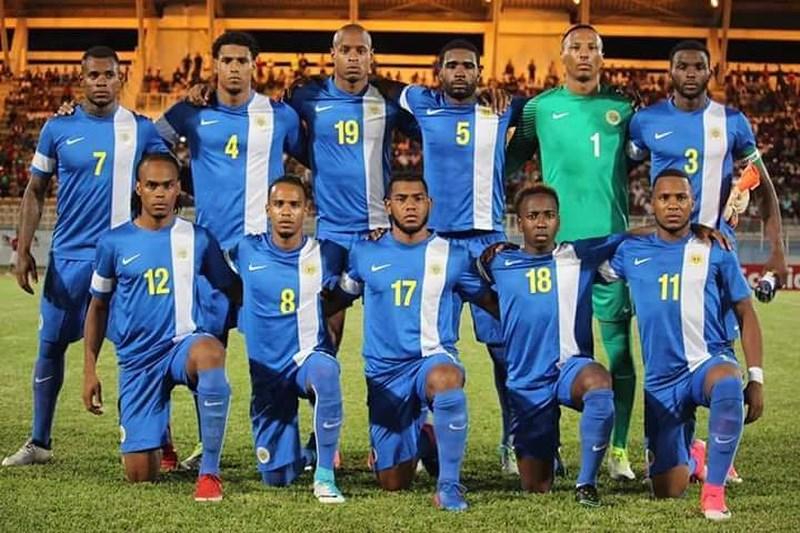 Kết quả hình ảnh cho bóng đá nước  Curacao
