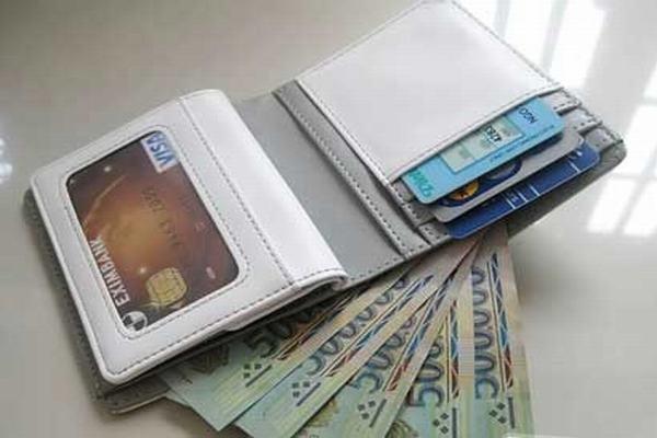 Phong thủy cho ví tiền khiến tài lộc chảy vào ầm ầm, tiền tiêu không cạn, gia chủ cứ hết tiền lại có-1
