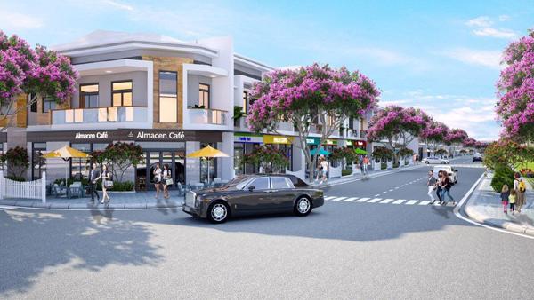 Tân Phước Khánh Village 'tăng nhiệt' nhờ đòn bẩy hạ tầng-1