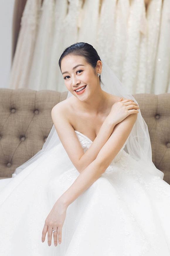 MC Phí Linh khoe bộ ảnh cưới xinh như công chúa-2