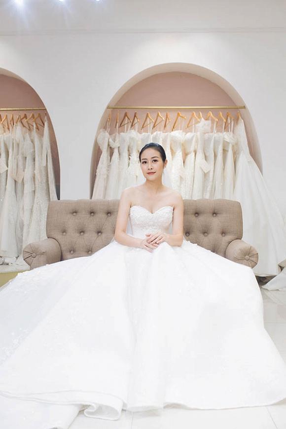 MC Phí Linh khoe bộ ảnh cưới xinh như công chúa-4