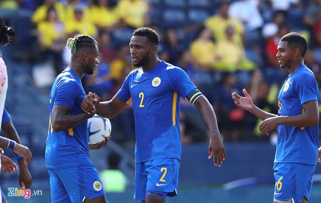 Đội trưởng Curacao: Thái Lan mới là đội có nhiều cơ hội hơn Việt Nam-1