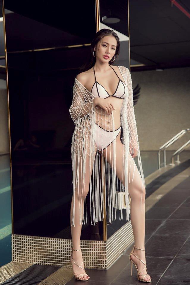 Người đẹp Việt nghiện áo tắm hai mảnh sexy-7
