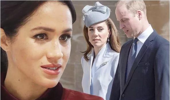 Mối thù hoàng gia mới: Meghan Markle lên kế hoạch chuyển về Mỹ sinh sống vì không chấp nhận ở vị trí thứ 2, đứng sau chị dâu Kate-1