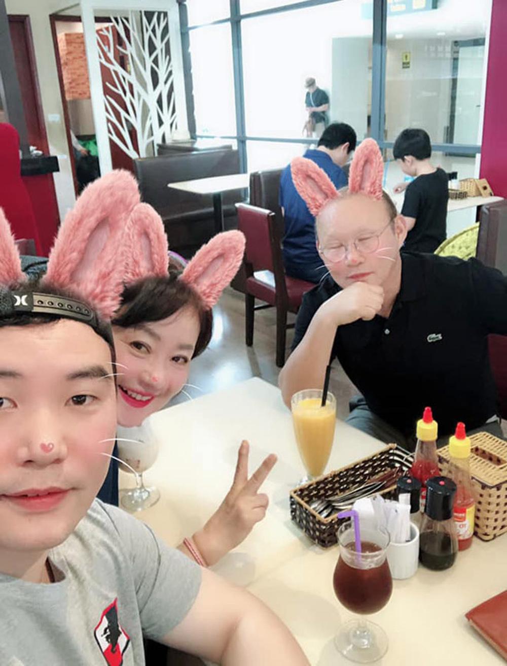 Con trai HLV Park Hang Seo chia sẻ bất ngờ khi Việt Nam thắng Thái Lan-3