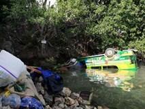 Tai nạn đường bộ nghiêm trọng tại miền Trung Philippines