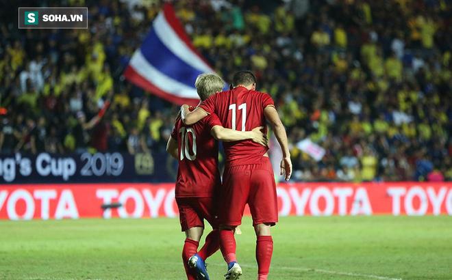 """Báo Thái Lan nói về kịch bản đáng sợ"""" cho Việt Nam trước trận chung kết King's Cup-1"""