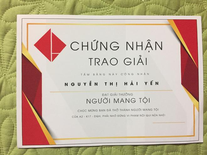 Quậy nhất lớp cũng được bằng khen tự thiết kế, học sinh Hưng Yên khiến cả dân mạng trầm trồ-2