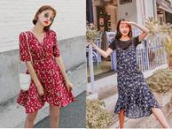 Váy hoa - item phủ sóng dày đặc mỗi mùa hè và 3 kiểu xinh đến nỗi bạn muốn 'rinh' về hết cho tủ đồ