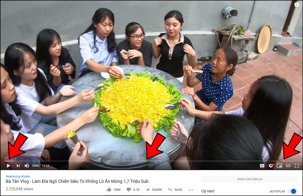 Bà Tân Vlog chính thức được bật chức năng kiếm tiền YouTube, dân mạng thắc mắc không biết kiếm được bao nhiêu con số-3