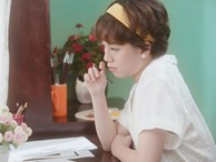 Ánh Dương 'Về nhà đi con' gây sốc với hình ảnh dịu dàng, ra dáng thiếu nữ chỉ với một chiếc băng đô