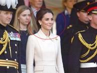 Tái xuất với vẻ ngoài khác thường không nhận ra, Công nương Kate bất ngờ dính nghi án thẩm mỹ ở điểm này