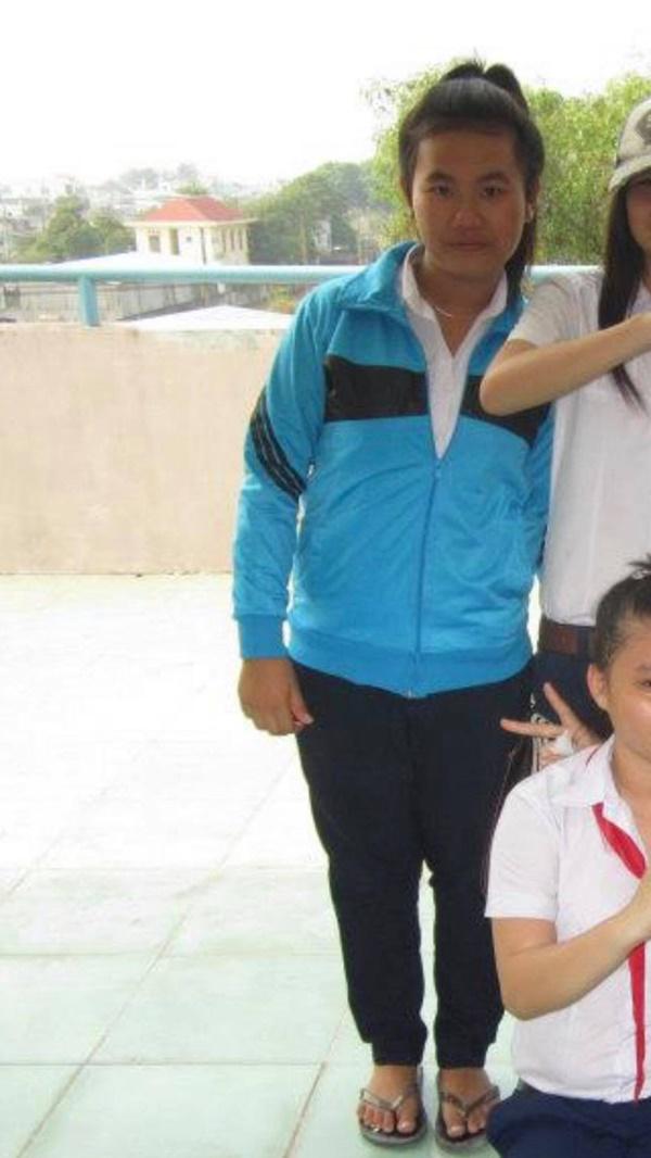 Hình ảnh quá khứ của hot girl Sài Thành khiến người ta kinh ngạc: Không gì là không thể!-4