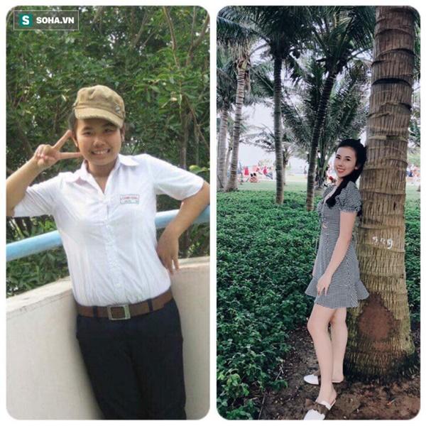 Hình ảnh quá khứ của hot girl Sài Thành khiến người ta kinh ngạc: Không gì là không thể!-5