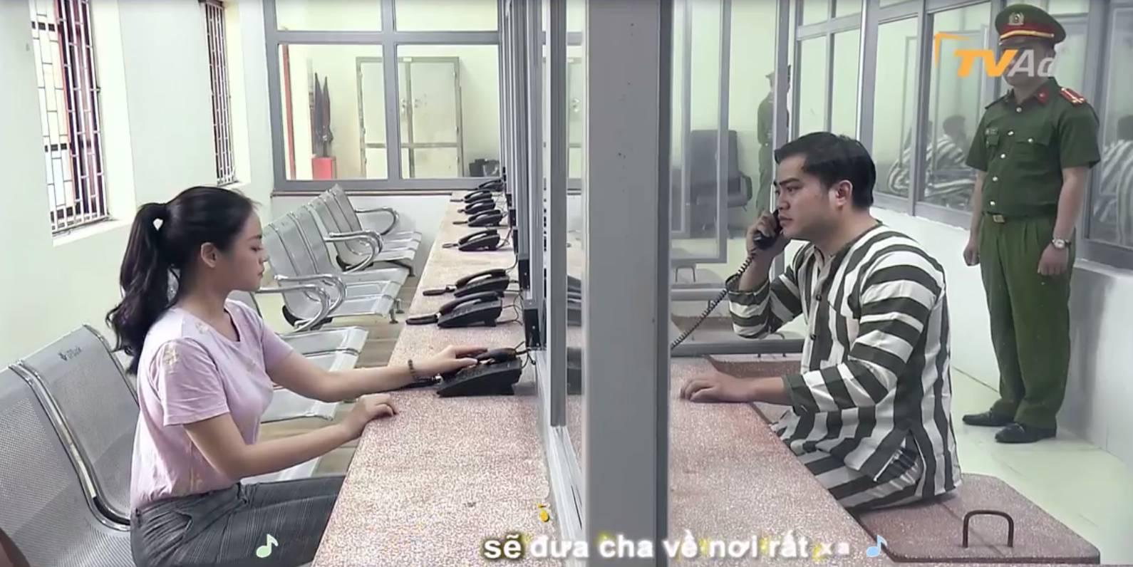 Hot: Hé lộ cảnh Khải Về nhà đi con đi tù, Huệ đến thăm nhưng vẫn phũ phàng-1