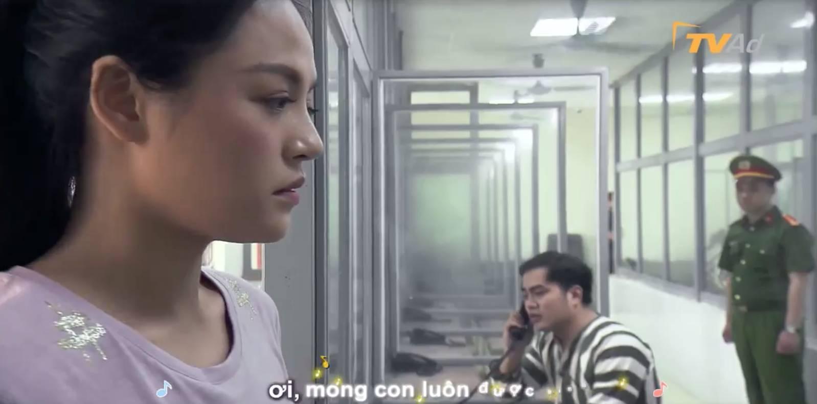 Hot: Hé lộ cảnh Khải Về nhà đi con đi tù, Huệ đến thăm nhưng vẫn phũ phàng-4