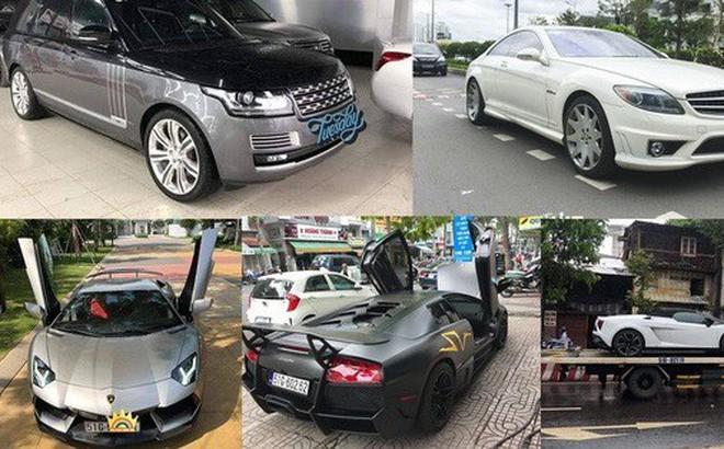 Ông chủ cà phê Trung Nguyên quyết định chia tay hàng loạt siêu xe, xe sang tiền tỷ-1