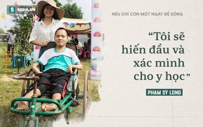 Người VN đầu tiên đăng ký hiến đầu: Nếu chỉ còn 1 ngày để sống, tôi sẽ làm mẹ cười thật nhiều-2