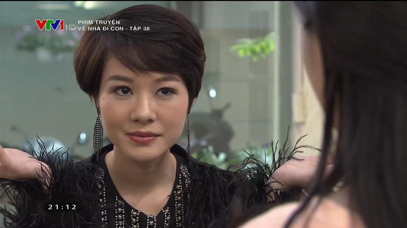 Tình địch của Thu Quỳnh Về nhà đi con hóa ra ngoài đời là Hoa hậu đại gia-3