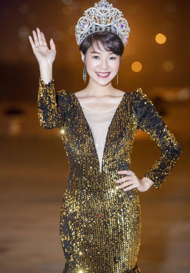 Tình địch của Thu Quỳnh Về nhà đi con hóa ra ngoài đời là Hoa hậu đại gia-8