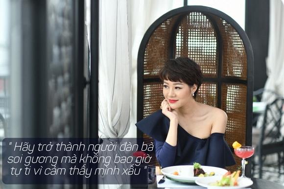 Tình địch của Thu Quỳnh Về nhà đi con hóa ra ngoài đời là Hoa hậu đại gia-17
