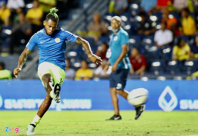 ĐT Việt Nam - ĐT Curacao: Công Phượng đá hỏng luân lưu, tuyển Việt Nam về nhì tại Kings Cup-24