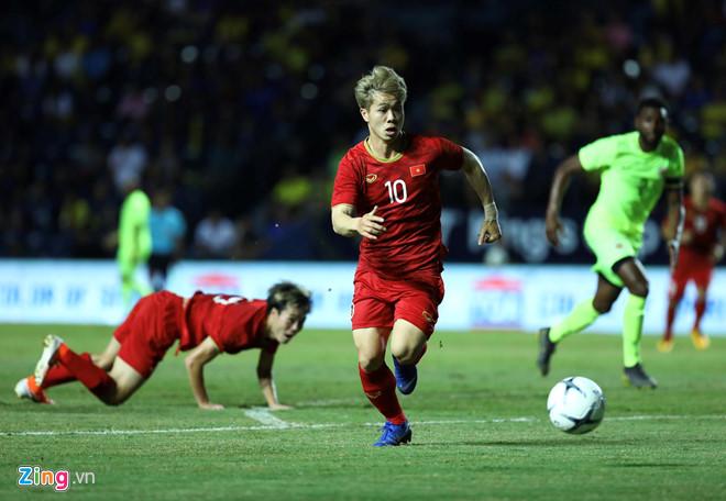ĐT Việt Nam - ĐT Curacao: Công Phượng đá hỏng luân lưu, tuyển Việt Nam về nhì tại Kings Cup-16