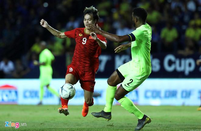ĐT Việt Nam - ĐT Curacao: Công Phượng đá hỏng luân lưu, tuyển Việt Nam về nhì tại Kings Cup-15