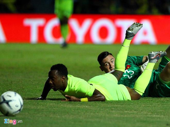 ĐT Việt Nam - ĐT Curacao: Công Phượng đá hỏng luân lưu, tuyển Việt Nam về nhì tại Kings Cup-10