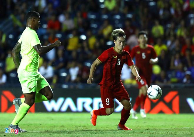ĐT Việt Nam - ĐT Curacao: Công Phượng đá hỏng luân lưu, tuyển Việt Nam về nhì tại Kings Cup-12