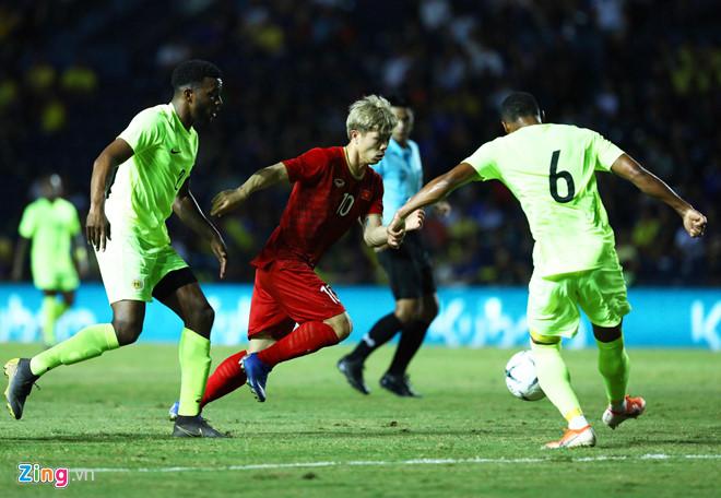 ĐT Việt Nam - ĐT Curacao: Công Phượng đá hỏng luân lưu, tuyển Việt Nam về nhì tại Kings Cup-8
