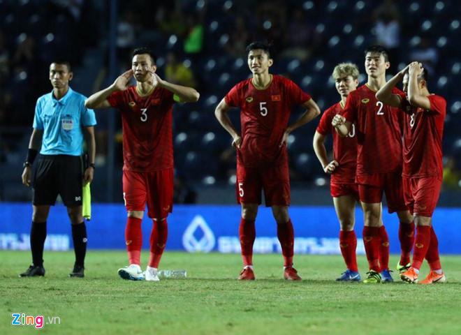 ĐT Việt Nam - ĐT Curacao: Công Phượng đá hỏng luân lưu, tuyển Việt Nam về nhì tại Kings Cup-3