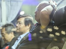 HLV Park Hang Seo huỷ họp báo sau trận chung kết King's Cup vì vội về Việt Nam