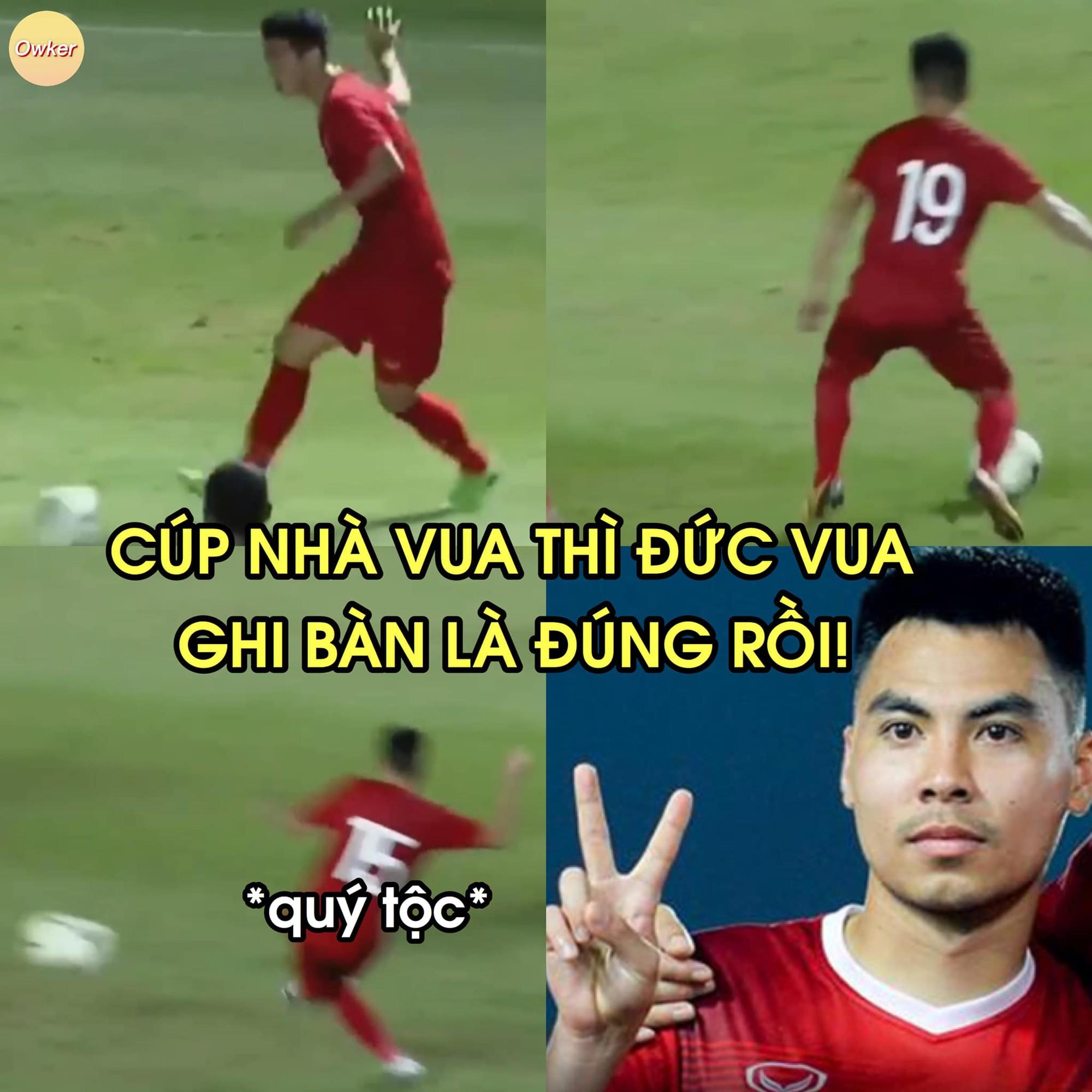 Tuyển Việt Nam không giành chức vô địch Kings Cup thì có sao, Đức Huy vẫn tích cực mua vui cho dân mạng đây này-2