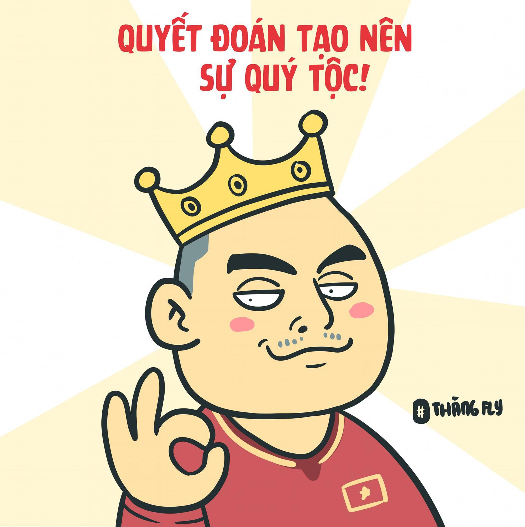 Tuyển Việt Nam không giành chức vô địch Kings Cup thì có sao, Đức Huy vẫn tích cực mua vui cho dân mạng đây này-3