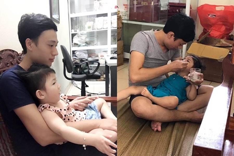 Hình ảnh mới nhất của em bé Lào Cai bị suy dinh dưỡng sau 3 năm về với mẹ nuôi khiến nhiều người ngạc nhiên-4