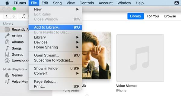 Hướng dẫn tạo nhạc chuông iPhone bằng iTunes-3