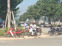 Người đàn ông gục chết cạnh xe máy bên vệ đường ở Bình Dương