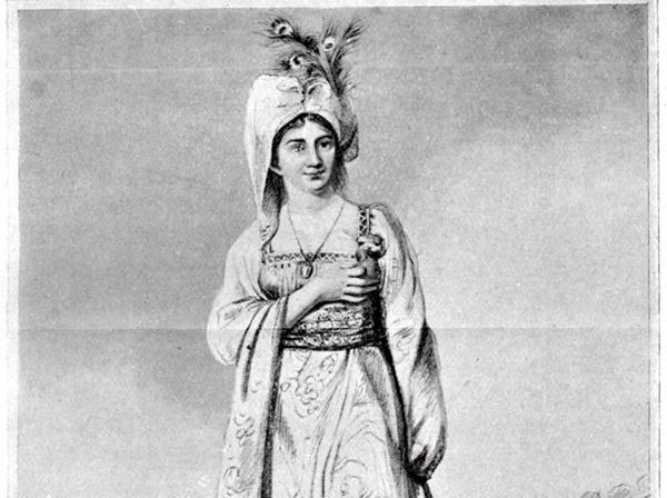 Câu chuyện về công chúa Caraboo đến từ vùng đất bí ẩn và màn lừa đảo ngoạn mục ai cũng phải ngả mũ xin thua-2