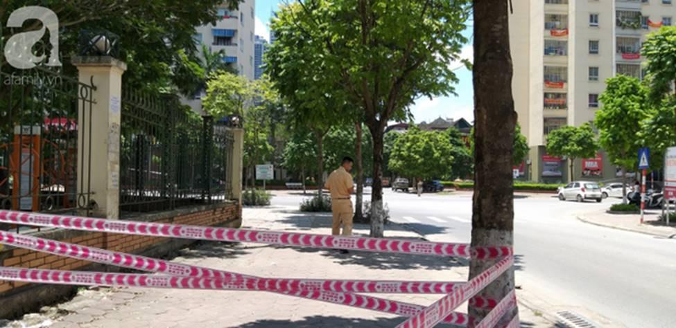 Hà Nội: Nữ tài xế xe điên đâm một người phụ nữ nguy kịch khi đang đi chợ-3