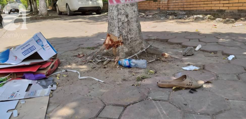 Hà Nội: Nữ tài xế xe điên đâm một người phụ nữ nguy kịch khi đang đi chợ-5