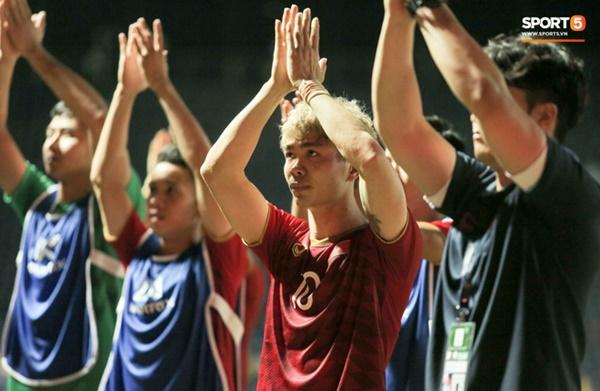 Con trai thầy Park lên tiếng bảo vệ Công Phượng sau khi sút hỏng 11m: Ngẩng cao đầu lên người anh em-2