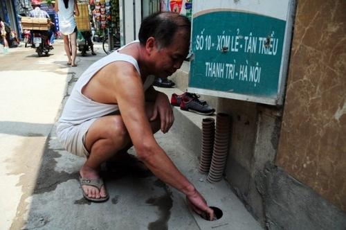 Tháng đầu mùa nóng, tá hoá hóa đơn tiền nước 33 triệu đồng-3